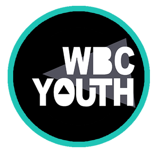Circle Wbc Logo with BLue