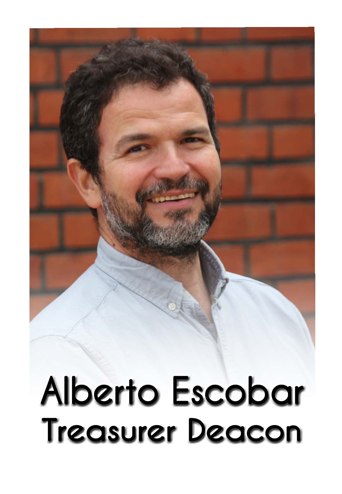 Alberto Escobar labelled