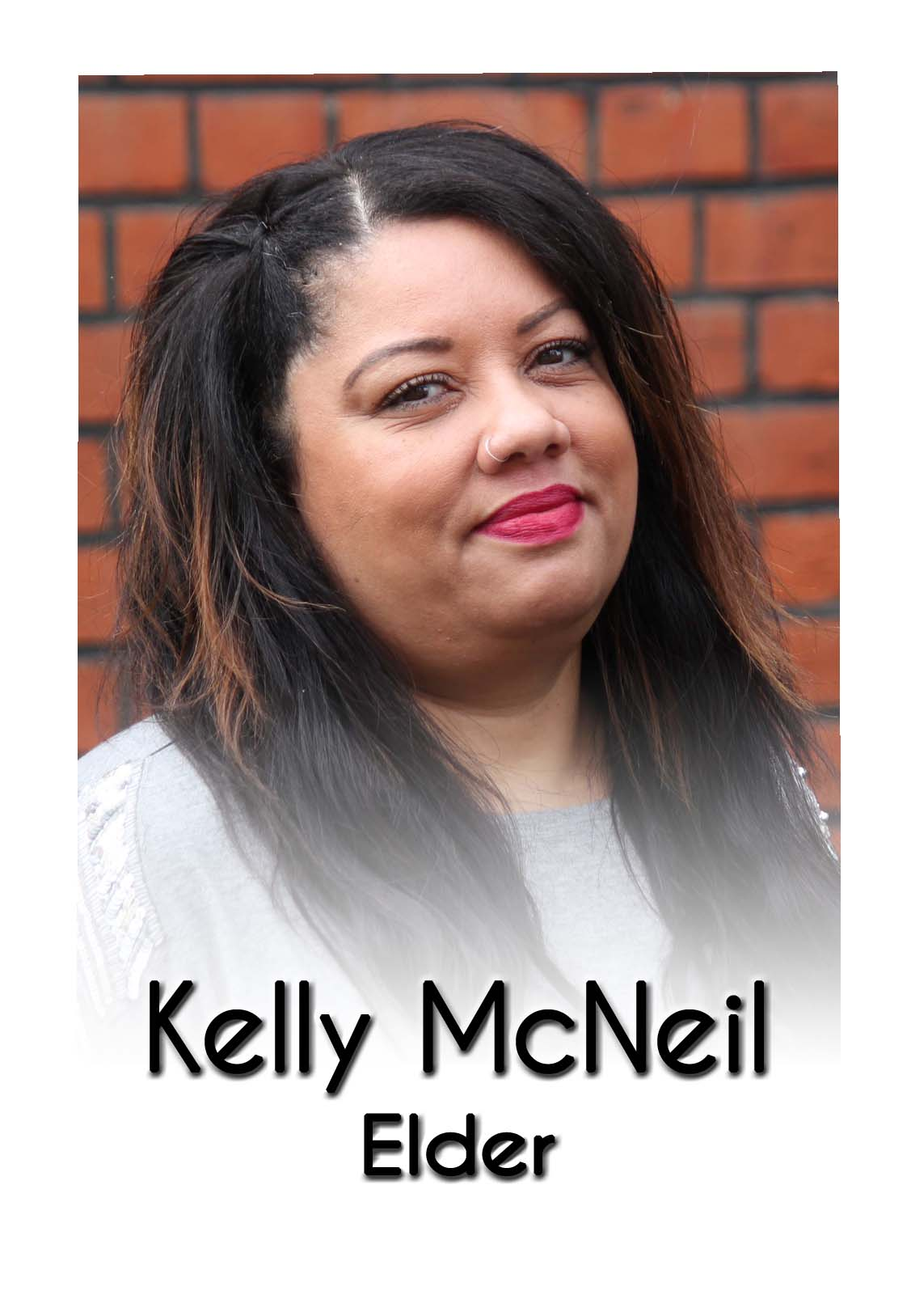 Kelly McNeil labelled