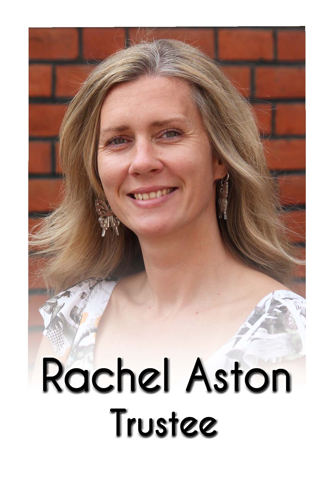 Rachel Aston labelled