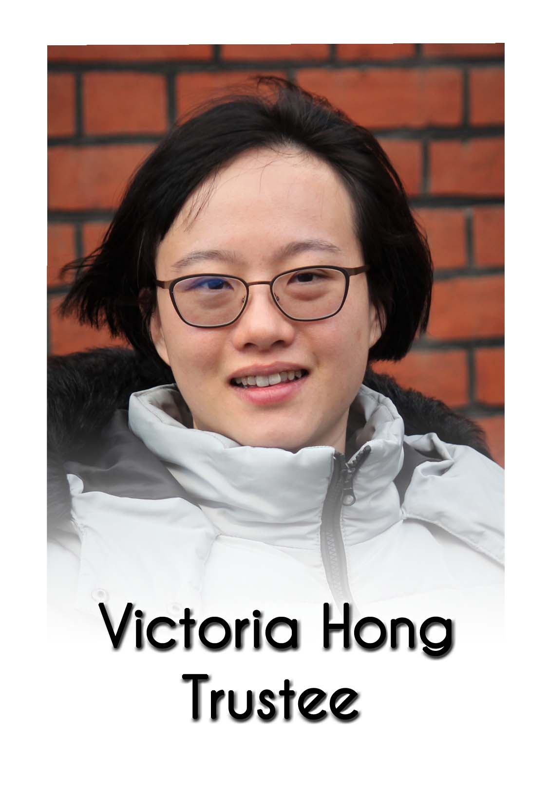 Victoria Hong labelled